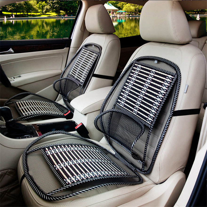 Lumbar universal massage cushion Breathable mat Car wire seat cushion Cool pad Auto Accessories|Automobiles Seat Covers| |  - title=