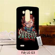 Phone Case with Anime Soul Eater Cartoon Boy for LG G3