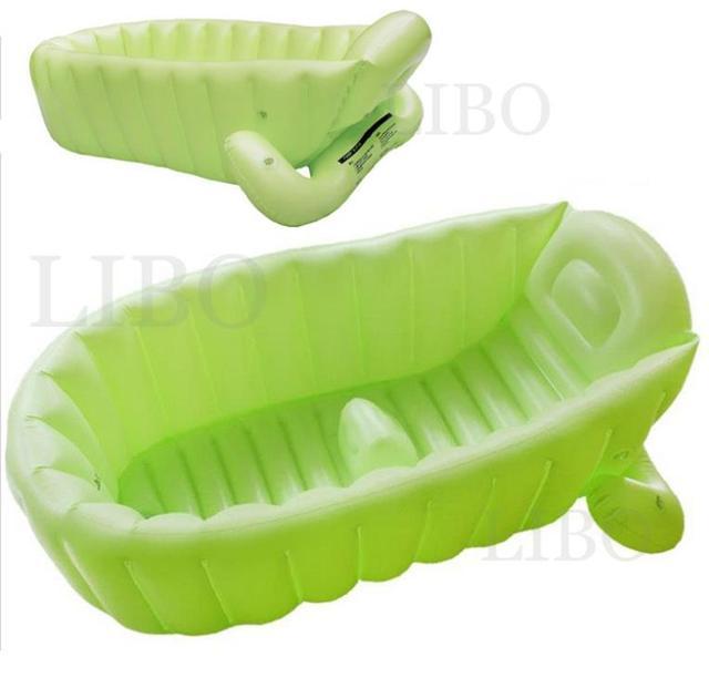 2015 Bienes Top Moda Bañeras de Bebé Anillo Inflable Bebé Piscina Inflable Bebé Bañera/Bañera suave/Portable respetuoso del medio ambiente baño