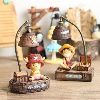 Lampe Bureau One Piece Luffy Et Tony Chopper