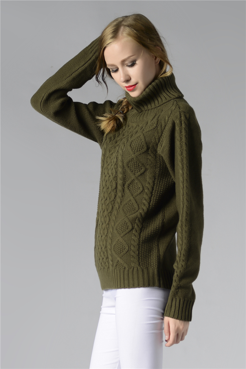 HTB10mkBSpXXXXXGXpXXq6xXFXXXw - FREE SHIPPING ! Sweater Long Sleeve Turtleneck JKP196
