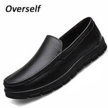 Мокасины мужские платья итальянские кожаные туфли люксовый бренд мужчины мокасины натуральная кожа мужчины формальные туфли на платформе большой размер 38-46