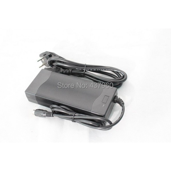 Electric bicycle charger 5A Fast Charger for 36V LiFePO4 Battery in Aluminium Case 73v 5a 20s lifepo4 battery charger 60v 5a charger for lifepo4 battery