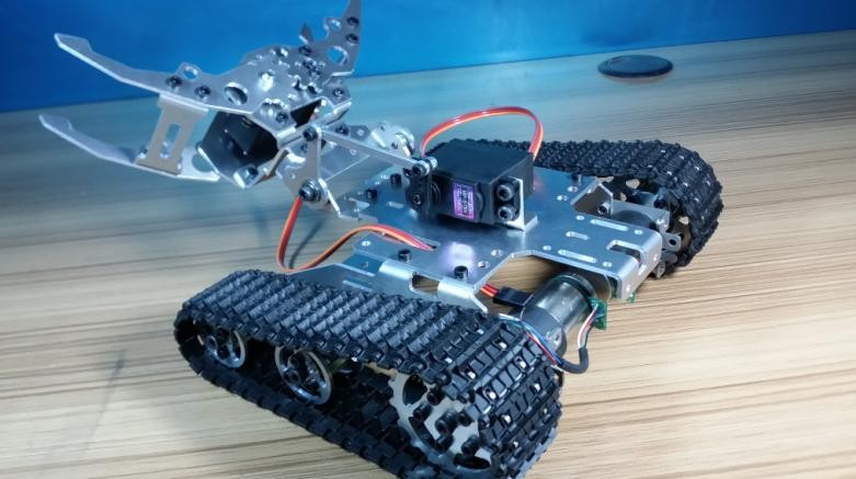 Tank chassis (6)