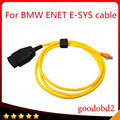 2017Car Диагностический кабель для BMW ENET obd2 16pin ECU Интерфейс кабель E-SYS ICOM кодировкой F-серия YDL F25 X3 GT кабель для передачи данных