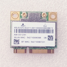 0C011-00110000 For Asus G75VX Dual Band Wireless-AC & BT 4.0 Half-Height Mini-PCI Express Wi-Fi Card BCM94352