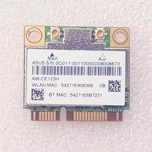 0C011-00110000 для ASUS G75VX Dual Band Беспроводной-AC и BT 4.0 половинной высоты мини-PCI Express Wi-Fi карты BCM94352