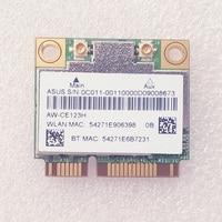 0C011-00110000 Para Asus G75VX Dual Band Sem Fio-AC & BT 4.0 Half-Height Mini-PCI Express Wi-Fi cartão BCM94352