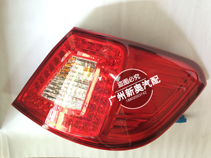 for lifan 720 tail lamp combination lamp assembly rear headlight assembly