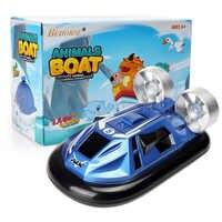Radio Fernbedienung RC Spielzeug Boot Ready-To-Go Super Mini Speed Boot 2 Modell Elektrische RC Anti -verärgert Boot RC Spielzeug Kinder Kinder