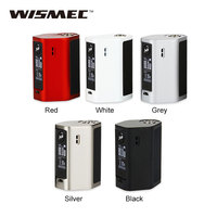 Original WISMEC Reuleaux RXmini Mod 80W 2100mAh Single Battery MOD Fit For Reux Tank Atomizer 80W