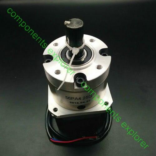 Stepper Motor,Nema23 planetary geared stepper motor 57mm planetary gearbox geared stepper motor ratio 10 1 nema23 l 56mm 3a