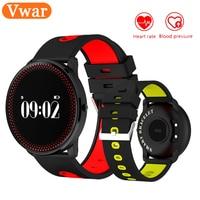 Vwar CF18 Bluetooth Smart Band Fitness Tracker Smart Bracelet Heart Rate Monitor Smart Watch With Call