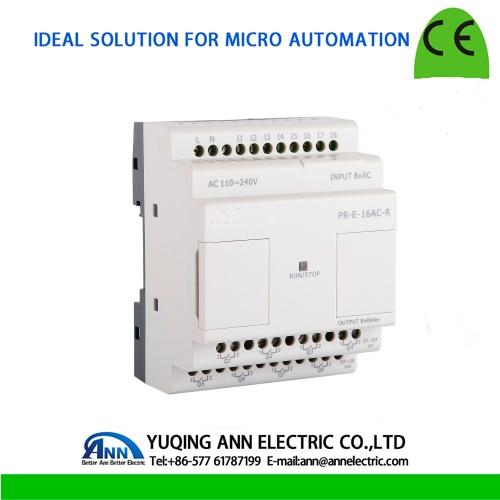 все цены на PR-E-16AC-R,expansion module,  Programmable logic controller,smart relay,Micro PLC controller , CE ROHS онлайн