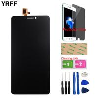 YRFF LCD Display Touch Screen Glass Digitizer Assembly Len Sensor For Bluboo Dual Free Tools Protecotr