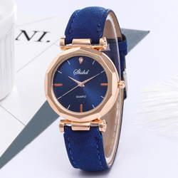 Новые модные брендовые кожаные повседневные часы Роскошные наручные часы с кристаллами кожаные женские наручные часы повседневные