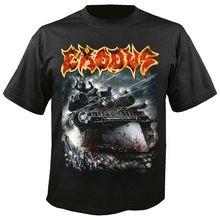 Éxodo-Pala cabeza matar máquina camiseta GROE tamaño S nuevo + alta calidad  hombres camisetas top 89928e63749de