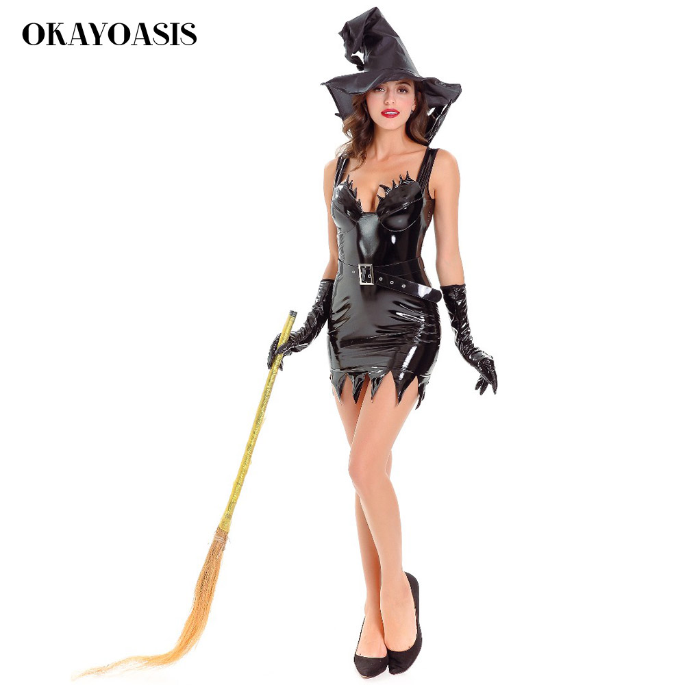 Popular Hot Witch Costume-Buy Cheap Hot Witch Costume lots from ...