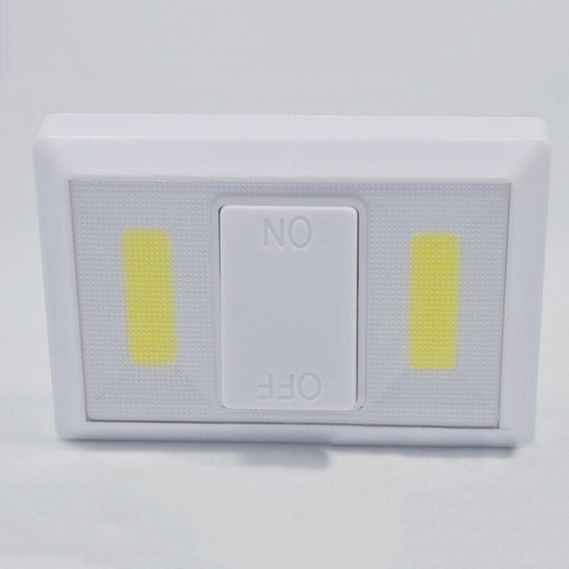 ON/OFF Switch Emergency Light Mini LED Light Emergency