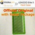 LEAGOO Elite 5 Caso 100% Original Oficial Protetor de Plástico Rígido de Volta Caso Capa para LEAGOO Elite 5 Smartphone Frete Grátis
