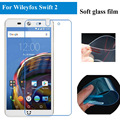 For Wileyfox Swift 2 Swift 2 Plus Screen Protector Soft Glass Nano Explosion proof  Protective Film Guard