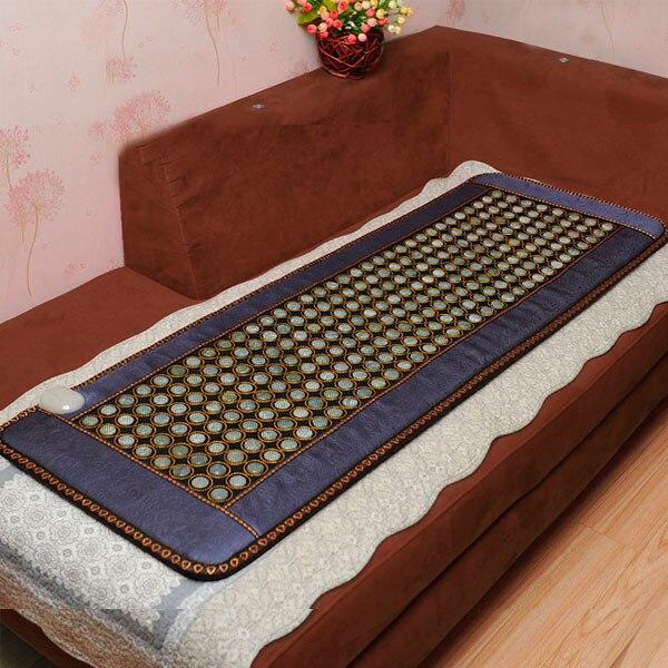 2016 Hot Sale Korea Natural Jade Tourmaline Mattress Heating Pad Medical Sofa Mattress Jade Mattress Free Shipping