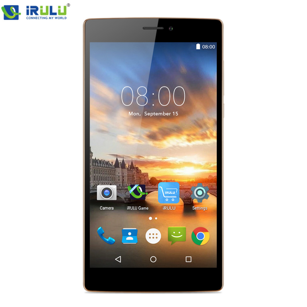 iRULU Victory V3 EU Version 6 5 MSM8916 Quad core Smart Phone 1280 720 Android 5