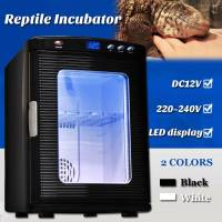 Home Car 25L Intelligent Automatic Incubator High quality Reptile Incubator for Reptile Egg Keeping And Breeding Thermostat