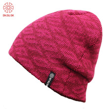 04deca46978 Popular Brand Knitted Cap Men And Women All Appropriate Winter Ski hats  Sports 8 Colors Retail