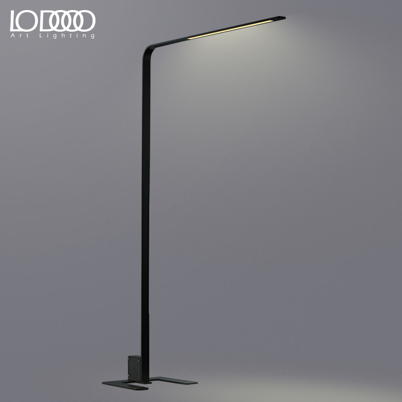 Fun reading lamp simple modern bedroom  living room floor lamp LED eye  study environmental bedside  lamps for baby rooms Picture   More Detailed Picture about Fun  . Reading Lamps For Living Room. Home Design Ideas