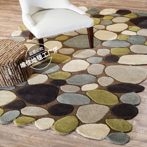 Decoratieve floor tapijten forliving kamer baby vloerkleed voor kids Acryl tapijt tapis alfombra alfombras de sala tapijten kamer - 2