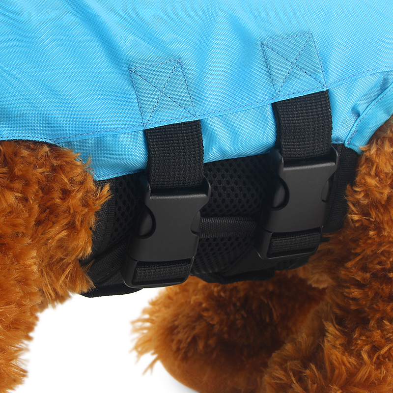 Shark Dog's Life Vest Pet Swimming Attire