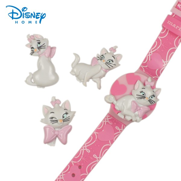 100-Genuine-Disney-Cartoon-Brand-Watches-Mary-Cat-Watches-girls-silicone-digital-watch-4-Cover-for
