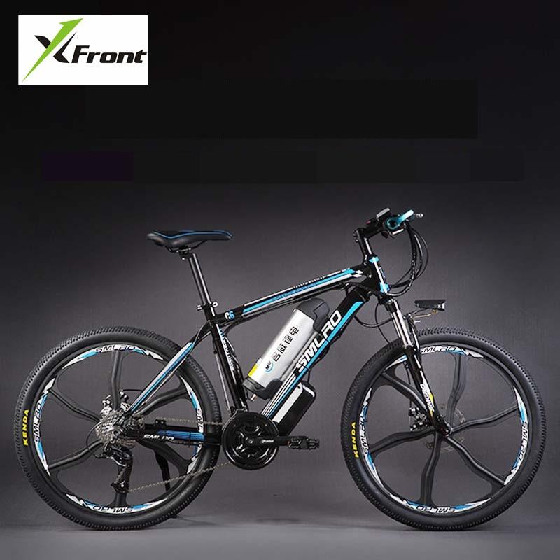 Original X-Front marca 48V 350W 12A Batería de litio Bicicleta - Ciclismo