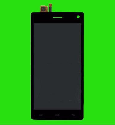 Черный/Белый Сенсорный Экран Для Fly FS452 Nimbus 2 ЖК-Дисплей экран с Сенсорным Экраном Дигитайзер Датчик + 3 М Наклейка + отслеживания