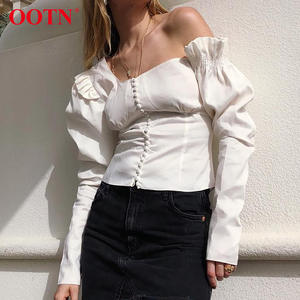 83e30f71ce077 top 10 most popular black tops puff sleeves women brands