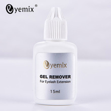 Eyelash Extension/Korea Individual Eyelashes Extension Gel Glue Remover 15ml/ High Quality