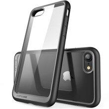 Чехол для iPhone SE 2020, чехол для iPhone 7 8, 4,7 дюйма, гибридный защитный премиум бампер UB Style + прозрачная задняя крышка из поликарбоната