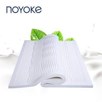 NOYOKE Bed Mattress Bedroom Furniture Latex Sleeping Mattress Topper 5cm Thickness Tatami Mat