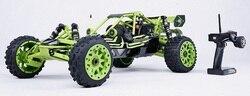 Rovanbaja 5B 290C Rovan nylon version 2016 fluorescent green edition