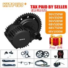 Bafang BBS01 BBS02 BBS03/BBSHD середине приводной двигатель 36V 250 W/350 W/500 W 48V 500 W/750 W/1000 W электрический велосипед/велосипед, фара для электровелосипеда в Conversion Kit