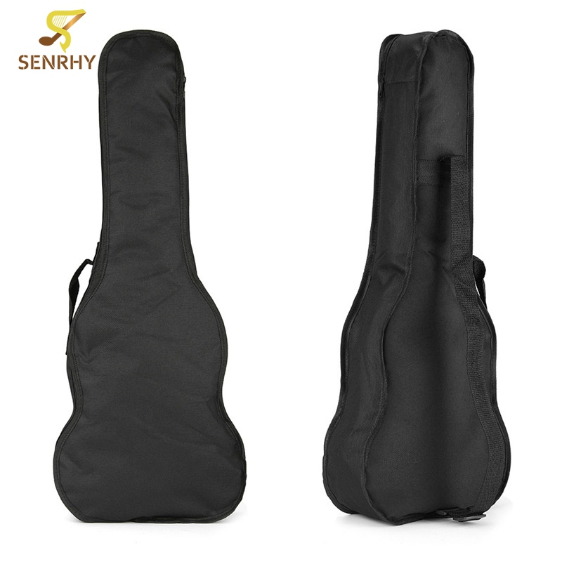23'' Ukulele Uke Bag Cover Padded Soft Guitarra Case Box With Shoulder Strap For Musical Instruments Guitar Parts Accessories portable hawaii guitar gig bag ukulele case cover for 21inch 23inch 26inch waterproof