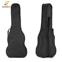 "23"" Ukulele Uke Bag Cover Padded Soft Guitarra Case Box With Shoulder Strap For Musical Instruments Guitar Parts Accessories"