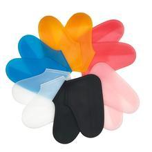 Многоцветные силиконовые водонепроницаемые бахилы многоразовые непромокаемые ботинки зимние бахилы водонепроницаемая обувь галоши S/M/L