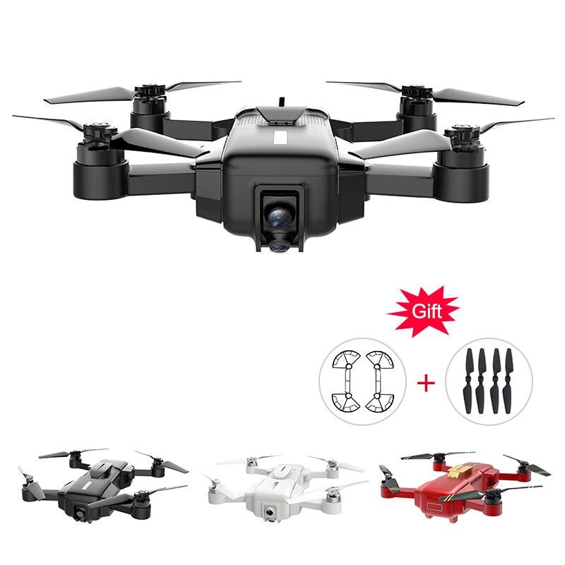 HAUTE GRANDE MARQUE 4 k Drone FPV Avec 1080 p HD Caméra GPS VIO Positionnement Intelligent Cardan Caméra Cadre Pliable RC drohne VS Spark