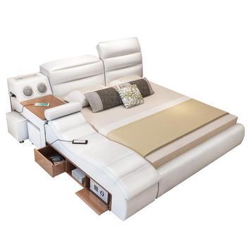moderne schlafzimmermobel, matrimoniale lit enfant rahmen letto totoro mobili tempat tidur, Design ideen
