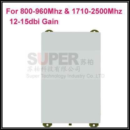 15dbi высоким коэффициентом усиления quad band панельная антенна 800 МГц 900 МГц 1800 МГц 1900 МГц 2100 МГц антенны мобильного телефона антенна