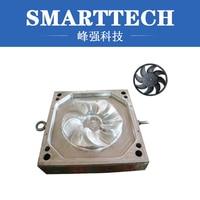 Plastic injection moulding plastic fan part mould