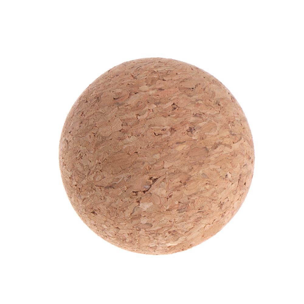 1pc 36mm Cork Solid Wood Foosball Table Soccer Ball Football Baby Foot Fussball