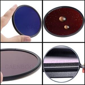 Image 3 - Camera Filter Optical Glass ND1000 Neutral Density 67mm 72mm 77mm 82mm For Canon EOS Nikon Sony SLR Digital Camera Lens Filtro